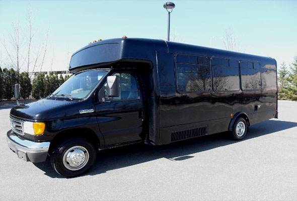 18 Passenger Party Buses Frederick