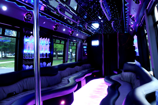 22 Seater Party Bus Frederick MD