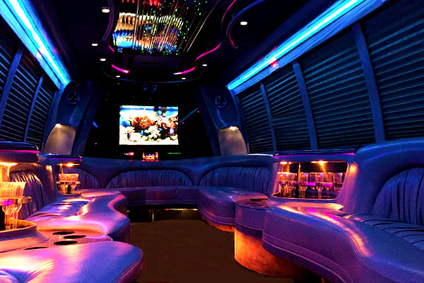 Frederick 18 Passenger Party Bus