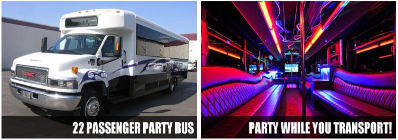 Party Bus Rentals Frederick
