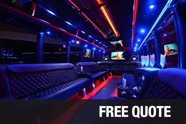 Party Buses For Rental Frederick